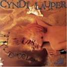 cyndi lauper - true colors CD 1986 portrait CBS 10 tracks used mint