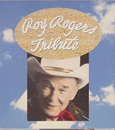 roy rogers - tribute CD 1991 RCA BMG 12 tracks used