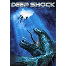 deep shock DVD 2003 Media DEJ 93 minutes used mint