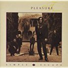 pleasure thieves - simple escape CD 1992 hollywood 11 tracks used