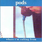 pods - where i'm calling from CD 1994 henry's confession 16 tracks used mint
