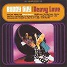 buddy guy - heavy love CD 1998 silvertone 11 tracks used mint