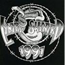 lynyrd skynyrd - 1991 CD 1991 atlantic 11 tracks used mint