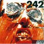 front 242 - tyranny > for you < CD 1991 sony epic 10 tracks used mint