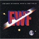 earth wind & fire - best of earth wind & fire vol. II CD 1988 CBS 10 tracks used mint