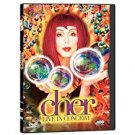 cher - live in concert DVD 1999 HBO 18 tracks 90 mins used mint