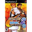 capcom vs. SNK 2 Capcom Playstation 2 Teen 2001 used mint
