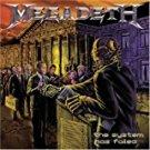 megadeth - system has failed CD 2004 sanctuary 12 tracks used mint