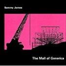 sammy james - mall of generica CD 1994 - 1999 pedestrian 9 tracks used mint