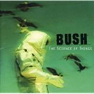 bush - science of things CD 1999 trauma 12 tracks used mint