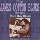james cotton band - 'fore day blues CD 1994 elap success 19 tracks used mint