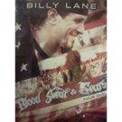 billy lane - blood sweat & gears DVD 2006 left jab NR 90 mins used mint