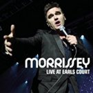 morrissey - live at earls court CD 2005 sanctuary attack 18 tracks used mint