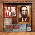 elmore james - best of elmore james CD 2009 great american music 20 tracks used mint