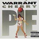 warrant - cherry pie CD 1990 CBS 12 tracks used mint