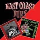 east coast tremors + hotrod fury - east coast fury CD 12 tracks used mint