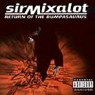 sir mixalot - return of the bumpasaurus CD 1996 american recordings rhyme 19 tracks used mint