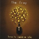 fray - how to save a life CD 2007 sony epic 12 tracks new factory-sealed