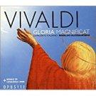 Vivaldi - Gloria · Magnificat / Concerto Italiano · Rinaldo Alessandrini 2CDs 2000 opus used