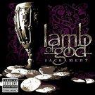 lamb of god - sacrament CD 2006 sony epic 11 tracks used mint