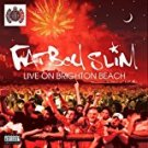 fat boy slim - live on brighton beach CD 2002 MCA ministry of sound 18 tracks used mint