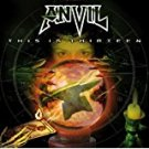 anvil - this is thirteen CD 2009 VH1 classic records 14 tracks used mint