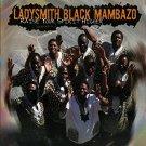 ladysmith black mambazo - raise your spirit higher CD 2003 gallo 2004 heads up used mint