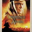 lawrence of arabia - exclusive limited edition DVD 2-discs 2000 columbia used mint