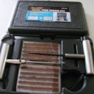 34 pc Tire Repair and Plug kit with case, Heavy Duty