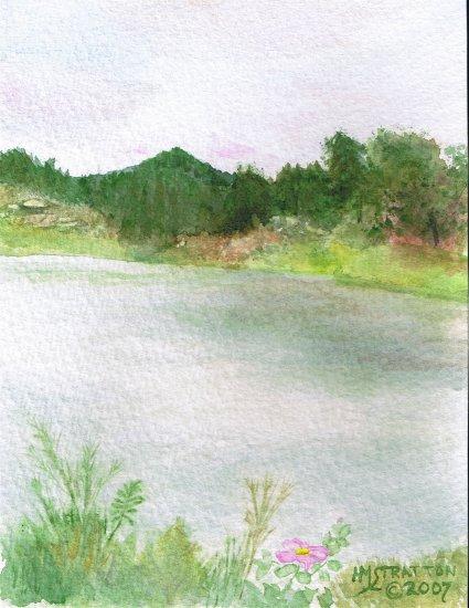 033 Bismark Lake