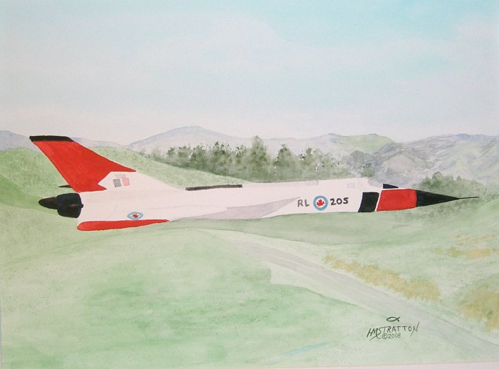052 The Avro Arrow