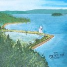 068 Seal Island Lighthouse, Nova Scotia - SOLD