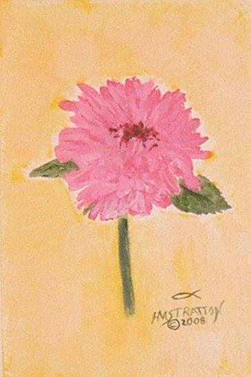 075 Oriental Poppy