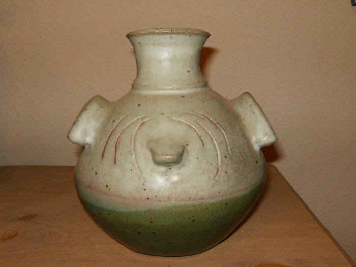 Turquoise Pot