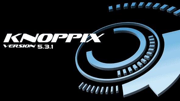 Knoppix Linux 5.3.1 x86 DVD