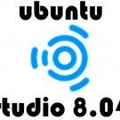 Ubuntu Studio Linux 8.04 x86 DVD
