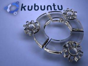 Kubuntu Linux 8.04 for Macintosh PPC Computers CD