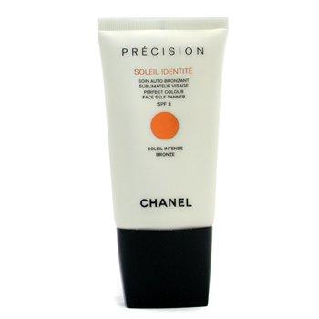 CHANEL- PRECISION PERFECT COLOR- SELF TANNER- INTENSE BRONZE