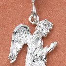 STERLING SILVER ANGEL KNEELING TO PRAY CHARM