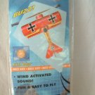 FLIGHT ZONE Red Baron Buzz Kite with String and Holder