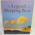 Legend of Sleeping Bear, by Kathy-jo Wargin Official MI Children's Book Hardback