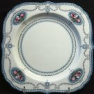 Antique ROYAL WORCESTER Cameo Blue Square China Salad Plate 8 In D19/5 693406