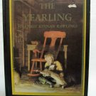 The Yearling MK Rawlings Hardback Book NC Wyeth Color Illus 1945 Scribner's