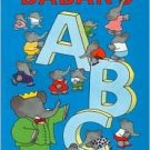 Babar's ABC, by Laurent De Brunhoff, Hardback Book EUC