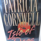 Isle of Dogs by Patricia Cornwell Hardback Book 1st Edition