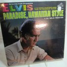 ELVIS PRESLEY Paradise Hawaiian Style LP Record Album RCA LPM-3643 Mono 1966 in Shrink