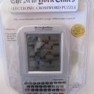 New York Times Electronic Crossword 500 Puzzles NY10-CS Excalibur