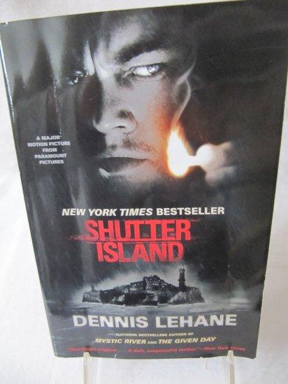 Shutter Island by Dennis Lehane Paperback Tie-in Edition 8 x 5.25 x 1