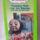 Thomas & Friends Thomas and The Jet Engine VHS Video