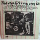 SOLID GOLD ROCK 'N ROLL VOL 1 LP Record Album Mercury Stereo SR 61371